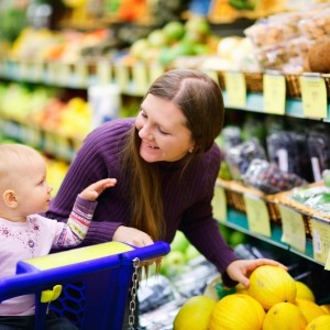 Grocery Hacks With Kids