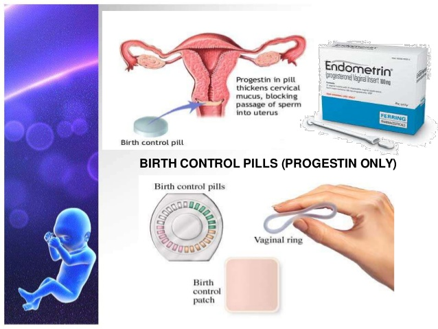 The Different Types Of Birth Control