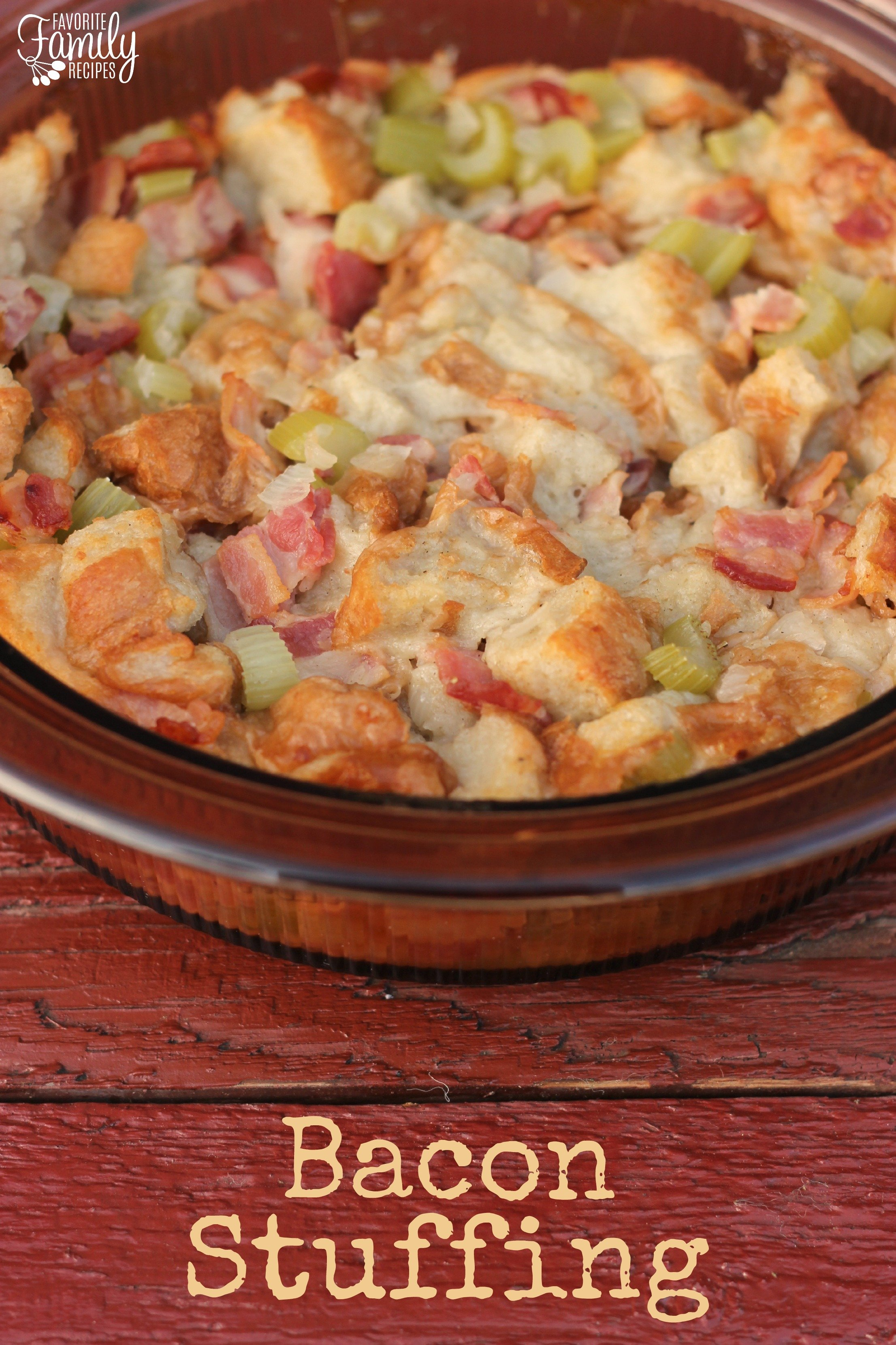 Bacon-Stuffing