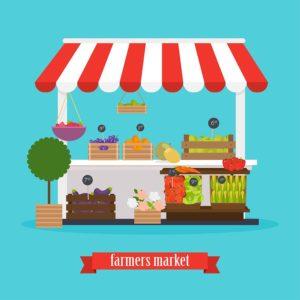 Six Tips To Navigate A Farmers Market