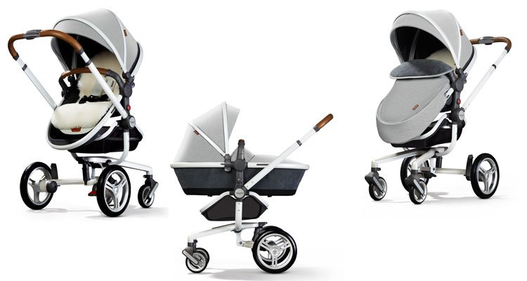 The Most Expensive Prams On Earth - Aston martin stroller