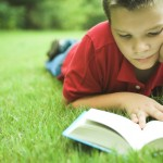 a kid reading | Stay at Home Mum.com.au