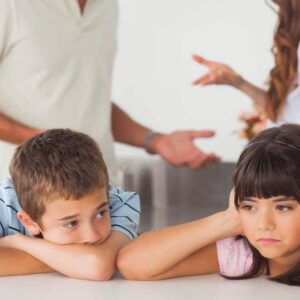 Is It OK To Argue In Front Of Your Kids?
