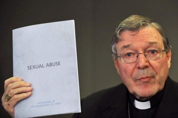 Church's Sexual Assault Victims Call Out George Pell's Lies