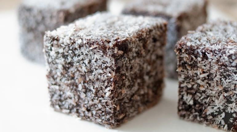 Lamington Cake Recipe Video