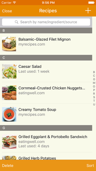 5 Best Meal Planner Apps | Stay At Home Mum