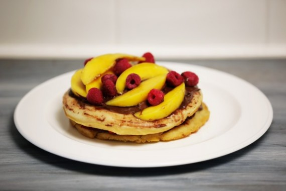 Five Reasons Why We Love Pancakes In The Morning