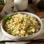 bigstock Organic Paleo Cauliflower Rice 116835944 | Stay at Home Mum.com.au
