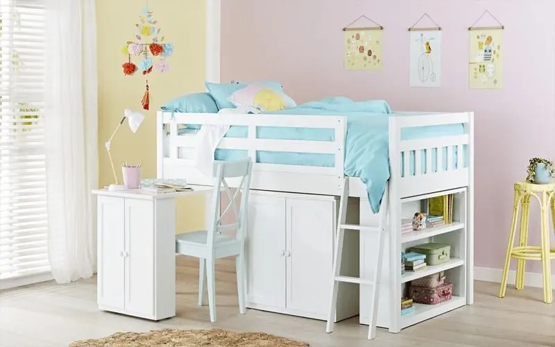 Aztec Kids Cabin Loft Bed | Stay At Home Mum