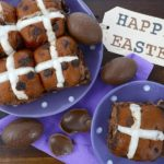 Chocolate Hot Cross Buns | Stay at Home Mum