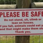 Funny Signs Animals 37 e1458611149923 | Stay at Home Mum.com.au