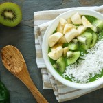 Super Boost Green Smoothie Bowl | Stay at Home Mum.com.au