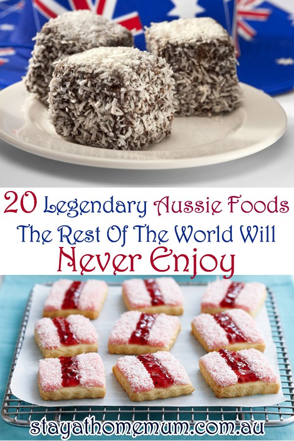 20 legendary aussie foods the rest of the world will never enjoy australia is a strange place all the way on the other side of the world and separated from many other western countries forumfinder Image collections