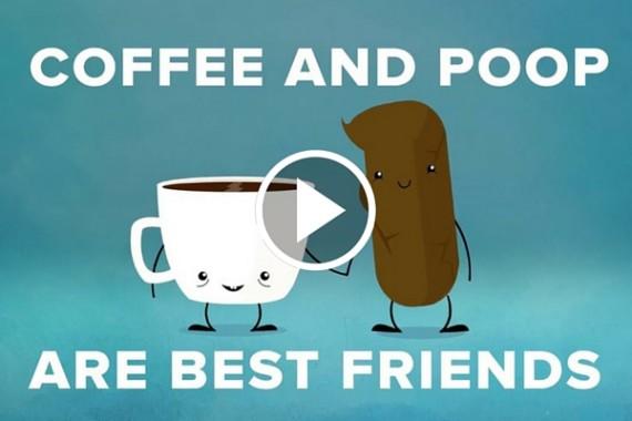 Why Coffee Makes You Poop