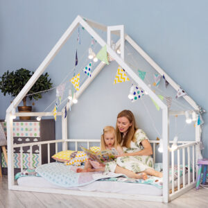30+ Awesome Toddler and Kids Beds To Make Kids WANT To Go To Bed!