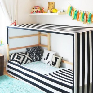 Stunning Children's Bedrooms To Inspire You (Plus Some Tips!)