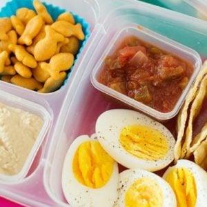 50 Fun School Lunch Ideas