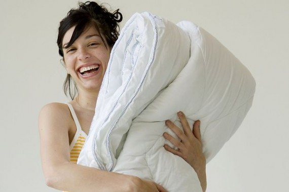 How Often Do You Change Your Sheets?