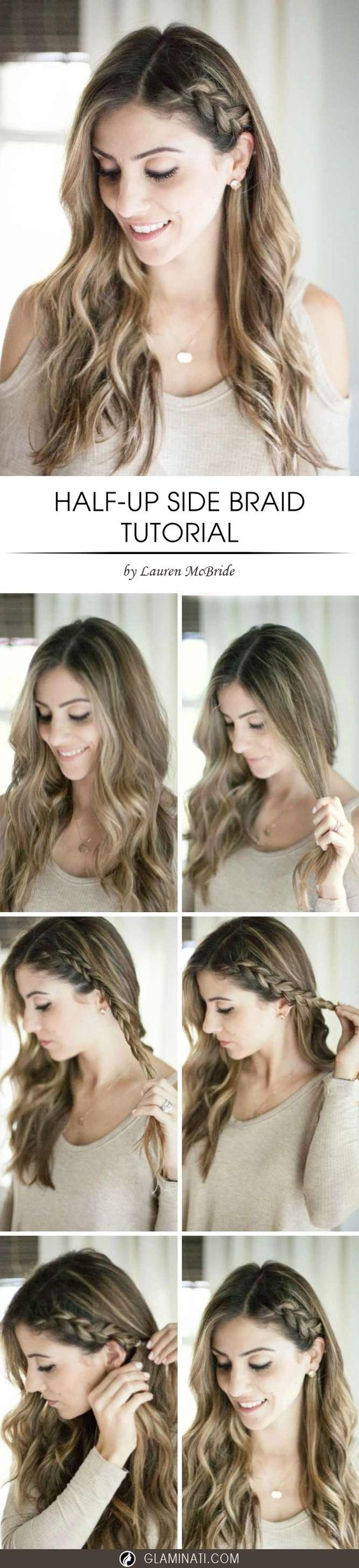 25 Pretty Bobby Pin Hairstyles