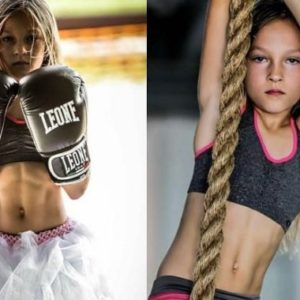 The 9 Year Old Girl Who Slayed A Navy SEAL Designed Obstacle Course
