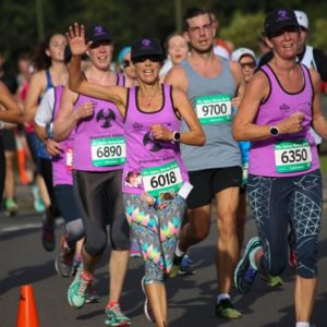 Running For Premature Babies Fundraising Group Blasts Sydney Half Marathon