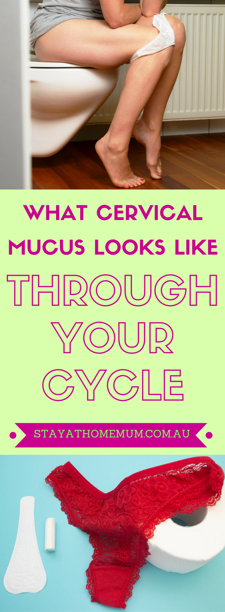 What cervical mucus looks like through your cycle Photo 5248511
