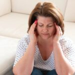bigstock Adult Woman With Migraine Hold 304964254 | Stay at Home Mum.com.au