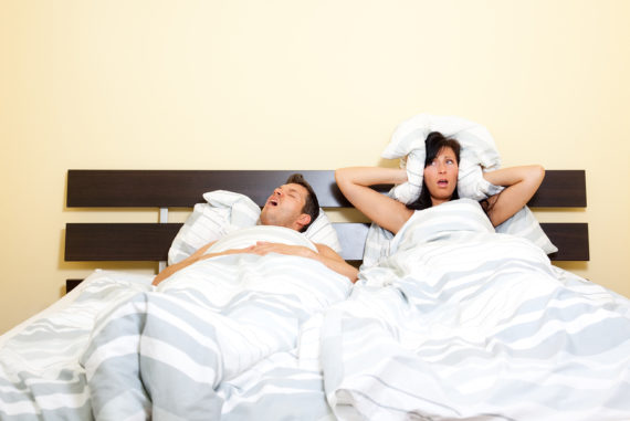 "5 Reasons to Consider Getting A ""Sleep Divorce"""