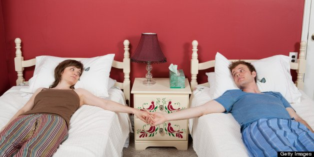 5 Reasons to Consider Getting A -Sleep Divorce | Stay At Home Mum