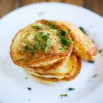 Zesty Feta Cauliflower Fritters | Stay at Home Mum.com.au