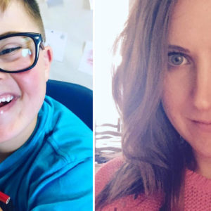 Mum Writes Open Letter After Son with Down Syndrome Was Excluded From Party