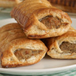 Homemade Pork and Apple Sausage Rolls | Stay at Home Mum