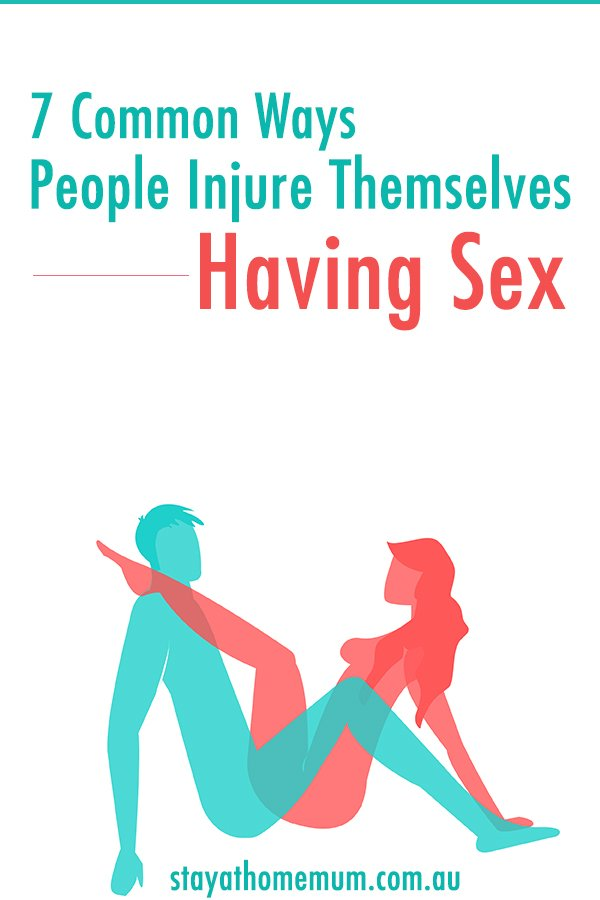 People Who Are Having Sex