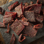 Homemade Pepper Beef Jerky | Stay at Home Mum.com.au