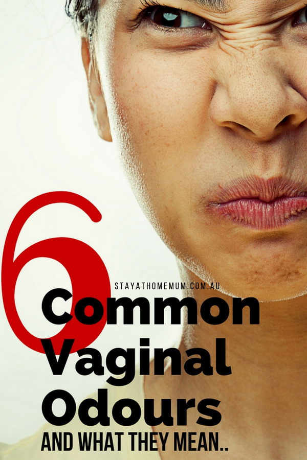 6 Common Vaginal Odours And What They Mean