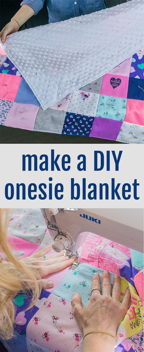 10 Clever Ways To Use Old Baby Clothes Again | Stay At Home Mum