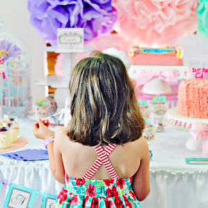 Over-The-Top First Birthday Parties..For The Kids Or Parents?