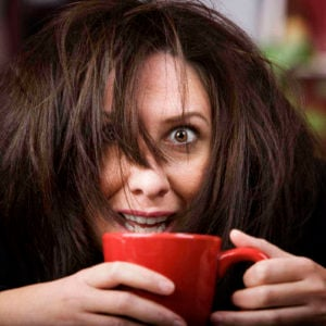 Caffeine Not Effective For The Sleep Deprived