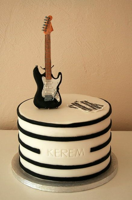 For Your Musician Brother Nothing But This Cake To Rock His Birthday