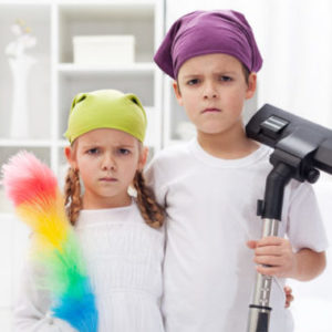 The Pros And Cons Of Paying Your Kids To Do Chores