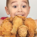 Fried Chicken | Stay at Home Mum