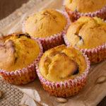 Super Fluffy Pumpkin Raisin Muffins | Stay at Home Mum.com.au