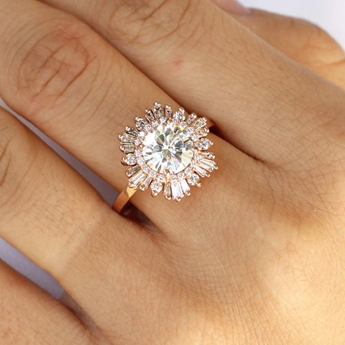 25 Unique Engagement Rings For the Alternative Bride Stay at