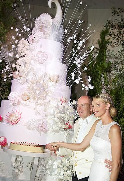 Celebrity Wedding Cakes | Stay At Home Mum