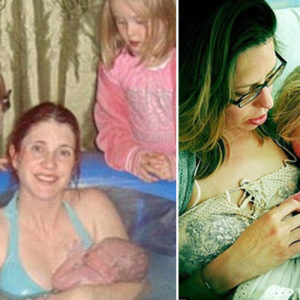 Mums Who Let Their Kids See Them Give Birth Say It's a Rewarding Experience