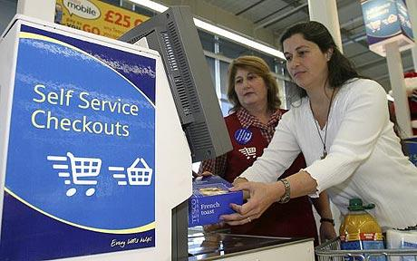 Self-Service Checkouts Make It Easy To Steal | Stay at Home Mum