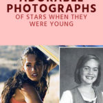 Adorable Photographs of Stars When They Were Young