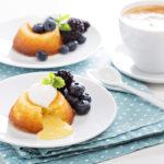 Lemon Lava Cake | Stay at Home Mum.com.au