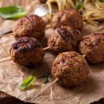 Simple Turkey Meatballs   Stay at Home Mum.com.au