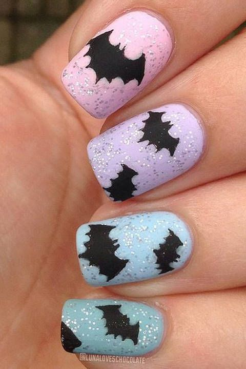 Get These Amazing Halloween Themed Nails For The Scariest Night Of